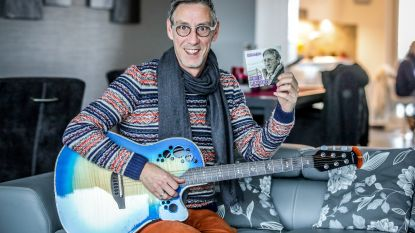 """Fried Ringoot brengt single 'Ik ben jou' uit na Belgium's Got Talent: """"Het is een ode aan mijn vrouw"""""""