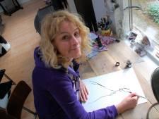 Kunstenares uit Middelbeers: 'Ik word blij als mijn werk andere mensen blij maakt'