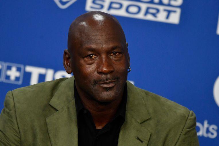 Michael Jordan vandaag.