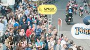 Zottegem aankomstplaats voor tweede rit Baloise Belgium Tour