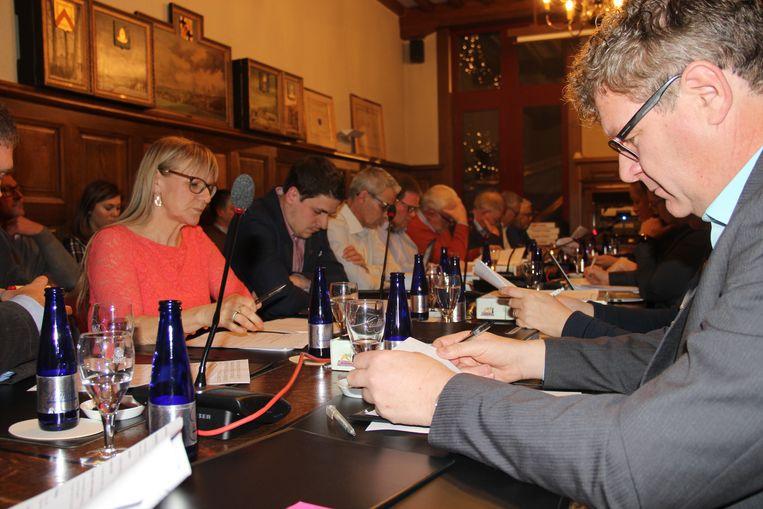 Archiefbeeld - De gemeenteraadsleden in Maarkedal staan hun zitpenningen van april af.