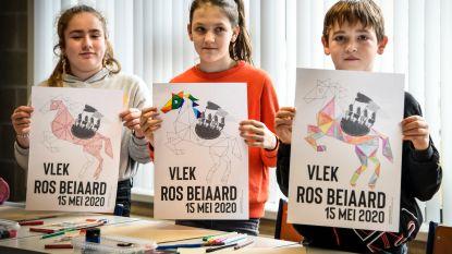 Feestjaar voor VLEK-school en daar hoort ook namiddag rond Ros Beiaard bij