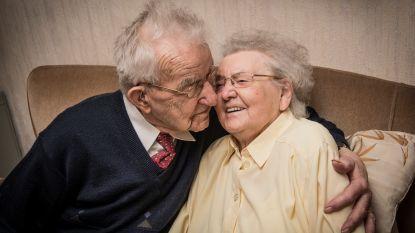 Carola Wambeke overlijdt maand na eeuwfeest, haar weduwnaar Frits (103) mag door coronamaatregelen niet naar uitvaart