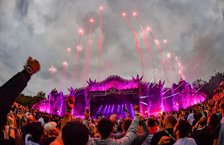Tomorrowland editie 2019.
