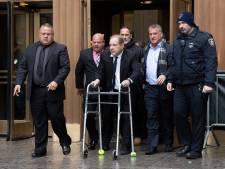 'Weinstein treft schikking met slachtoffers voor 25 miljoen dollar'