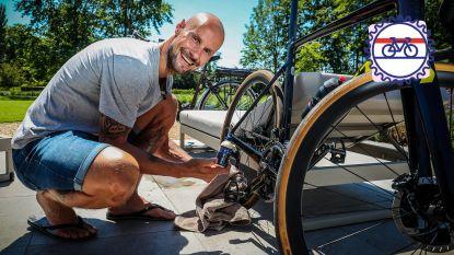 """""""Veel beginnende fietsers zetten hun banden te hard"""": Tom Boonen legt uit hoe je je fiets voorbereidt op een tocht"""