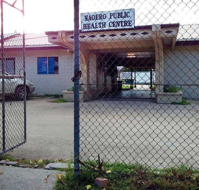 In dit medisch centrum konden asielzoekers en vluchtelingen geestelijke gezondheidszorg krijgen.