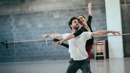 VIDEO. Wauw, zo danste Hanne Decoutere de balkonscène uit 'Romeo & Julia'
