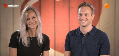 Rick en Myrthe uit Enschede vinden elkaar in First Dates