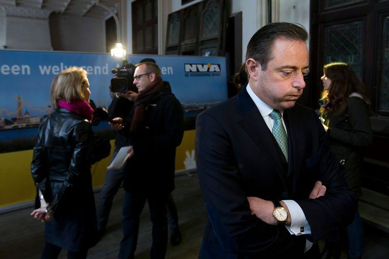 Bart De Wevers N-VA lijkt de grootste te blijven, maar wie wil met hem in zee?