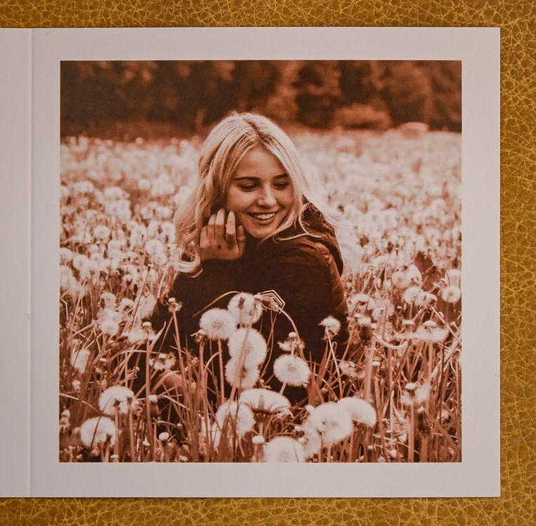 Kayleigh Leemans overleed bij een tragisch verkeersongeval.
