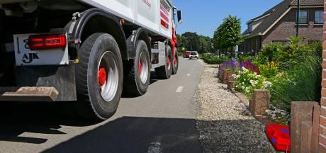 Toch geen 'invasie' van trucks voor nieuwe wijk in Giessenburg
