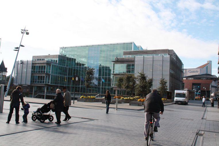 De dag van de mobiliteit vindt plaats bij het gemeentehuis van Koksijde.