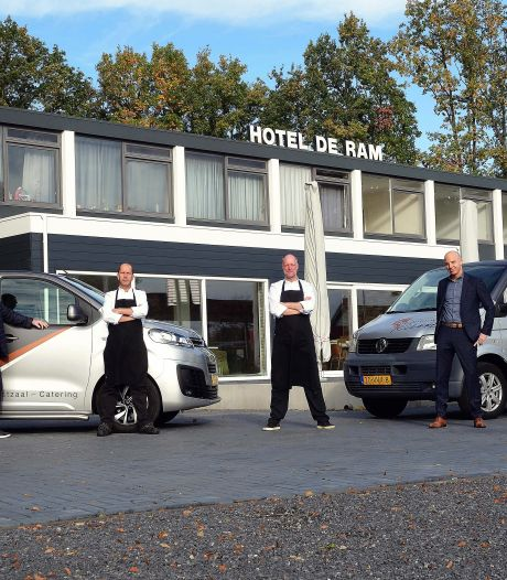 Dit nieuwe restaurant zóu al open zijn, maar toen kwam corona