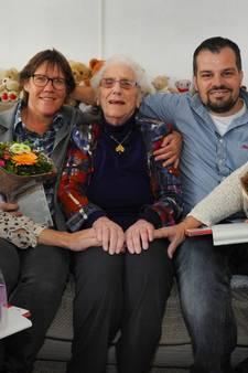 'Ik ga op mijn 95-ste toch niet verdrinken'