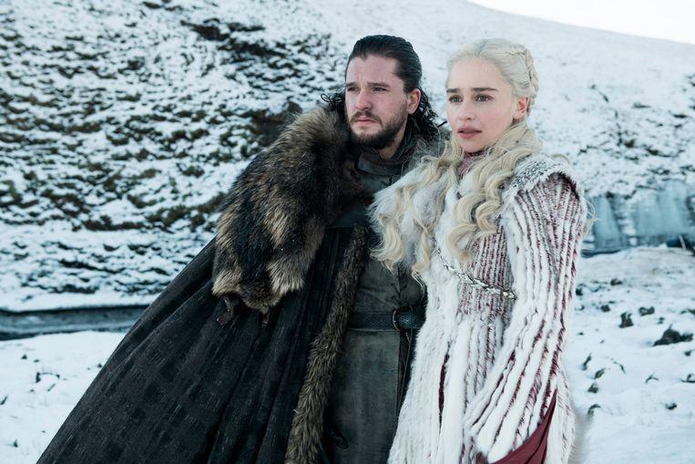 Game of Thrones Beeld AP