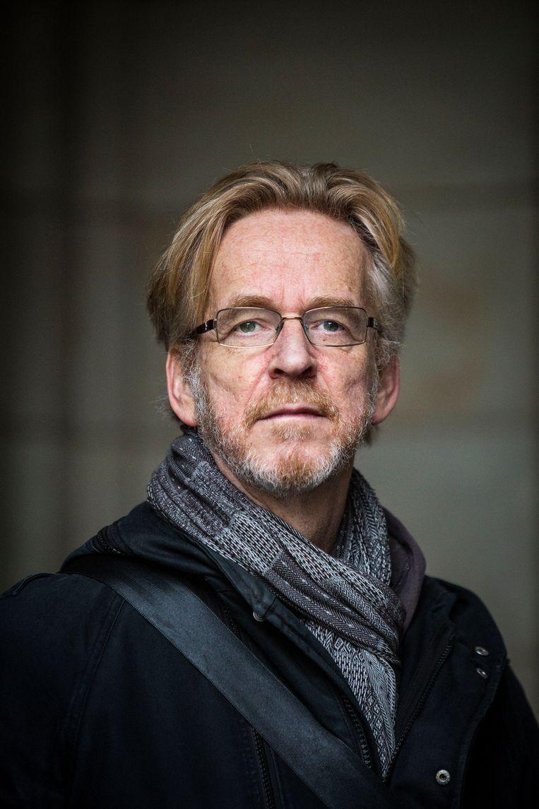 Hans Koolmees (60).  Beeld Arie Kievit
