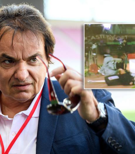 Sion-voorzitter legt olympische taak neer na slaan journalist