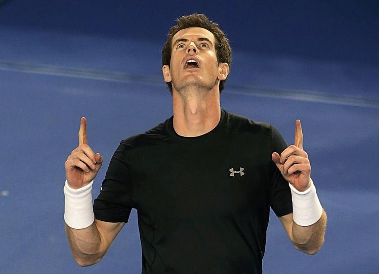 Andy Murray. Beeld reuters