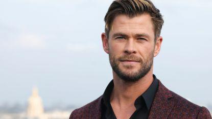 Chris Hemsworth krijgt een ster op de Walk Of Fame