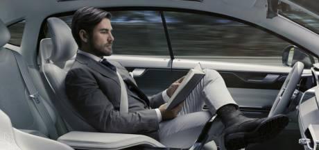 Autoverzekering zelfrijdende auto wordt niet goedkoper