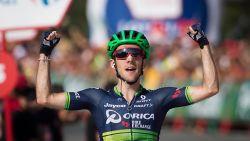"""Simon Yates verkiest Giro boven Tour: """"Normaal had ik dit seizoen de Giro al gereden"""""""