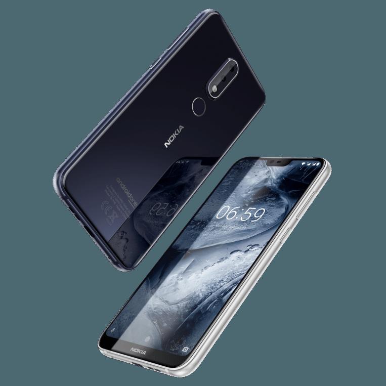 De recentste versie van de Nokia 6.