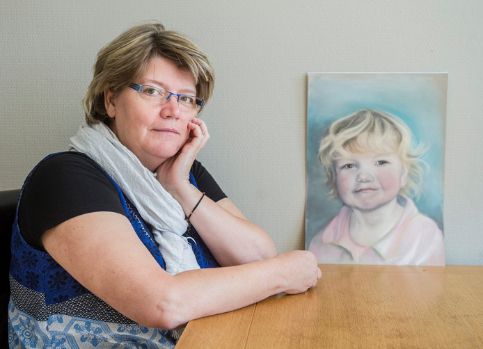 Jolanda Bruggink-Navis, woont in de Achterhoek, en vertelt over de verdrinking van haar dochtertje van 2.