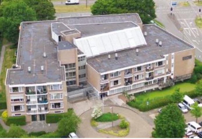 Het seniorencomplex Van Baarenhove in Nieuwegein