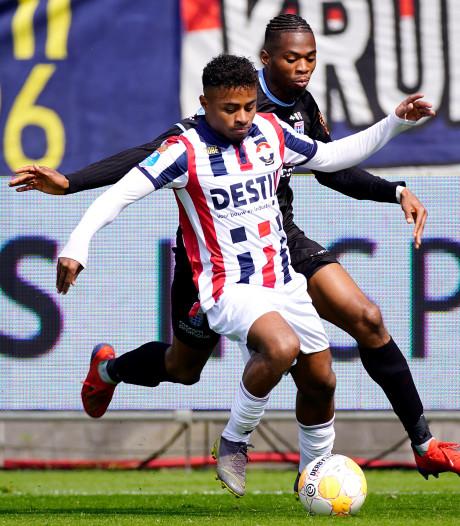 Voormalig Willem II'er Palacios naar Los Angeles FC