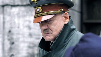 Acteur Bruno Ganz (77), die Hitler vertolkte in 'Der Untergang', overleden