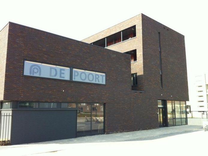 Jongerencentrum De Poort in de Bossche wijk Maaspoort.