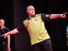 Van Gerwen mikt op World Matchplay in juli