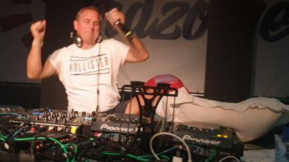 Open beenbreuk en rolstoel houden DJ F.R.A.N.K. niet weg van Midzomer Wambeek