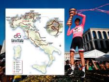 Giro smeedt parkoers op maat voor Tom Dumoulin