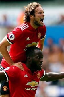 Manchester United wint ook tweede wedstrijd op overtuigende wijze
