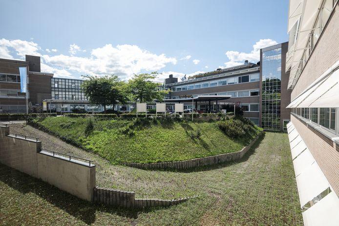 Het Slingeland Ziekenhuis wil verhuizen naar de A18.