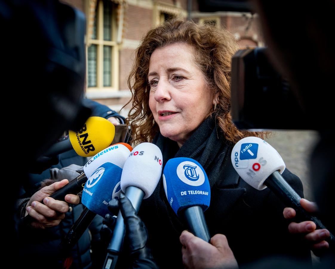 Minister Ingrid van Engelshoven.