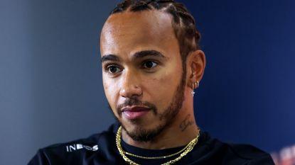 """Lewis Hamilton wil meer diversiteit in de motorsport: """"Barrières die F1 zo exclusief houden blijven bestaan"""""""