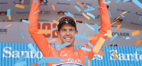 Richie Porte wint klassement Tour Down Under