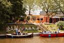 Bij BAAI vertrekken ook de mensen die een bootje huren via Bootje Varen.