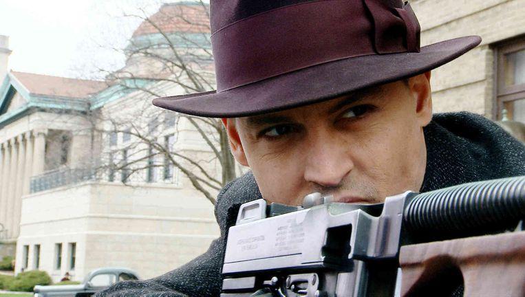 Johnny Depp in Public Enemies van Michael Mann. Beeld Universal Pictures