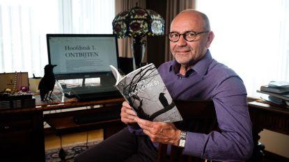 """Ludo Driesen (64) schrijft debuutroman 'Het Kraaiennest': """"Een ode aan Kleine-Brogel"""""""