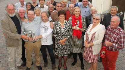 Jean-Claude De Pandelaere is petanquekampioen bij Boskant