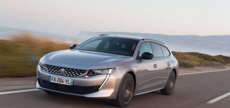 Peugeot 508 SW: aansprekende nieuwkomer