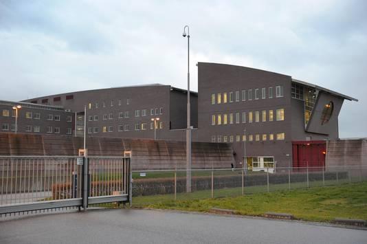 De gevangenis in Roermond.