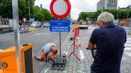 Antwerpse Leien blijven 'geknipt':  opening tunnels onder Operaplein onbepaald uitgesteld