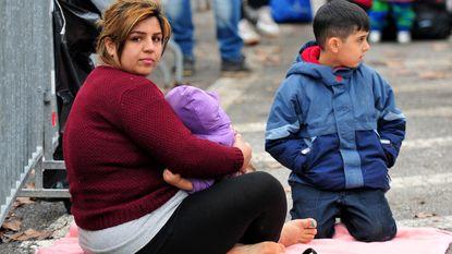 Zweden verwacht tot 190.000 asielzoekers