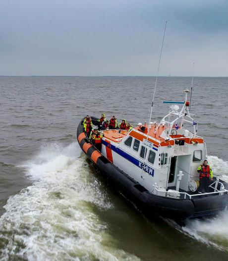 Dit zijn de redders op het IJsselmeer: 'De KNRM is je eerste vrouw'