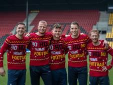 Kersttrui Go Ahead Eagles valt in de smaak bij supporters